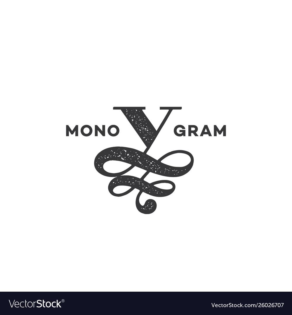 Monogram v