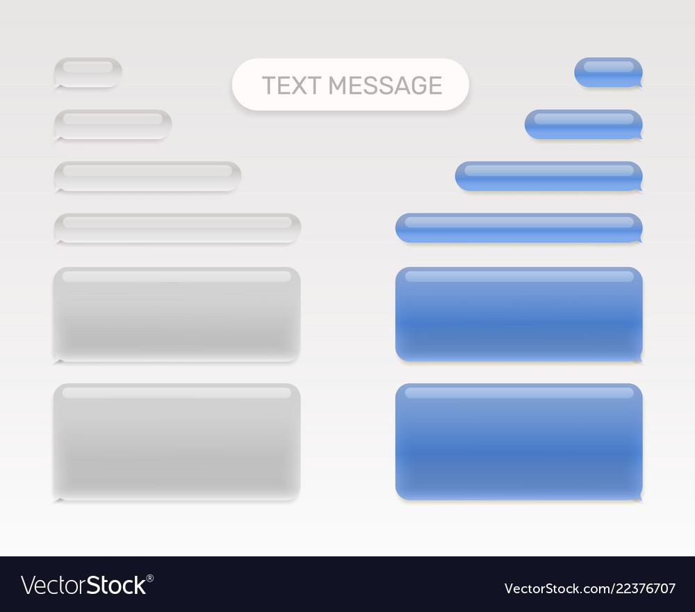 Text message set