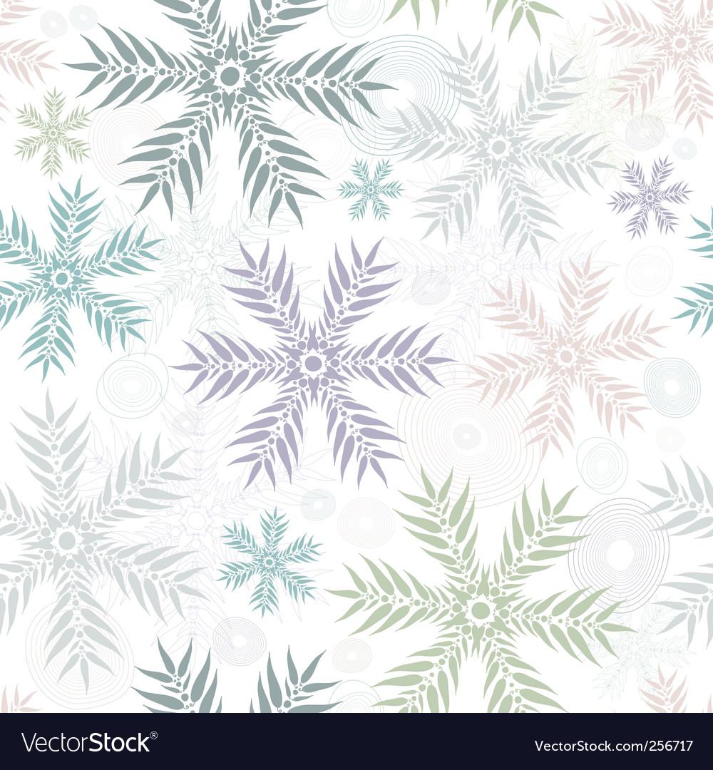 Pastel seamless gentle white pattern vector image