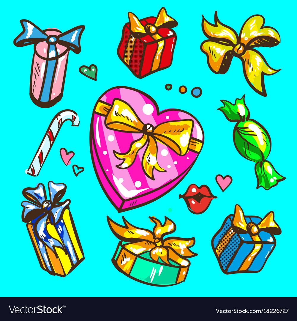 Big presents collection of