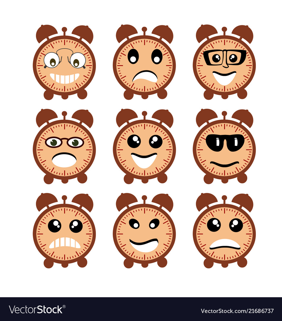 Emoji emoticon expression