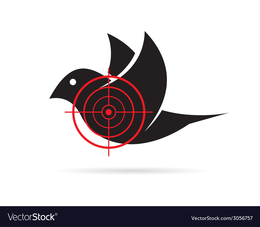 Image of bird target