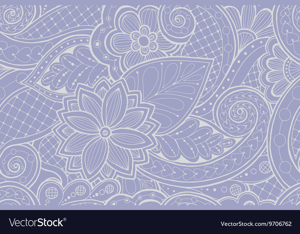 Seamless colorful summer pattern with stylized