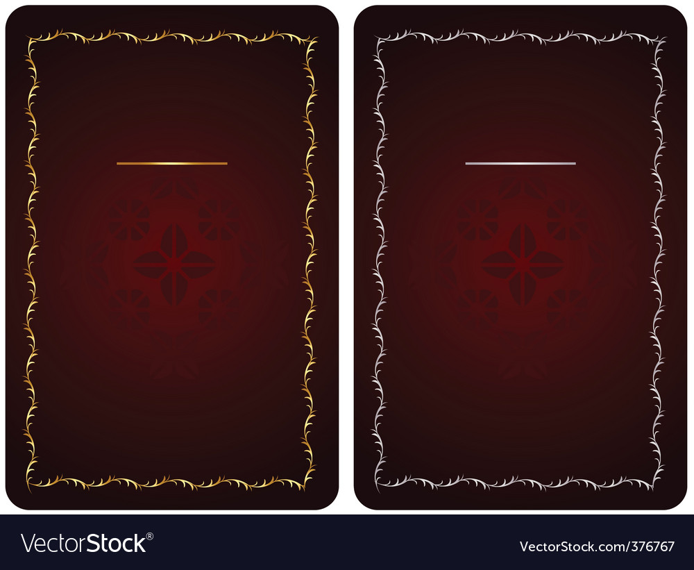 Luxury card or invitation vector