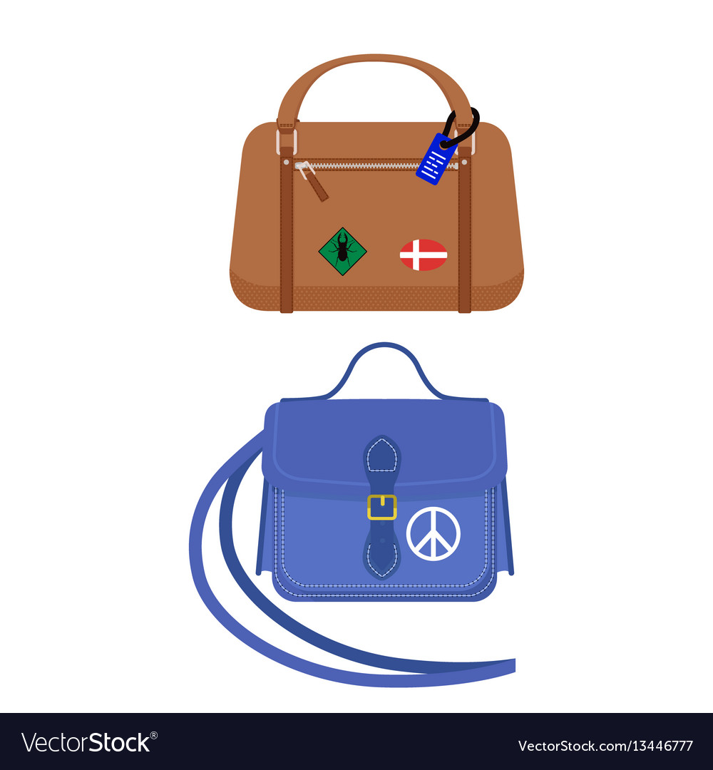 Travel tourism fashion baggage or luggage vacation