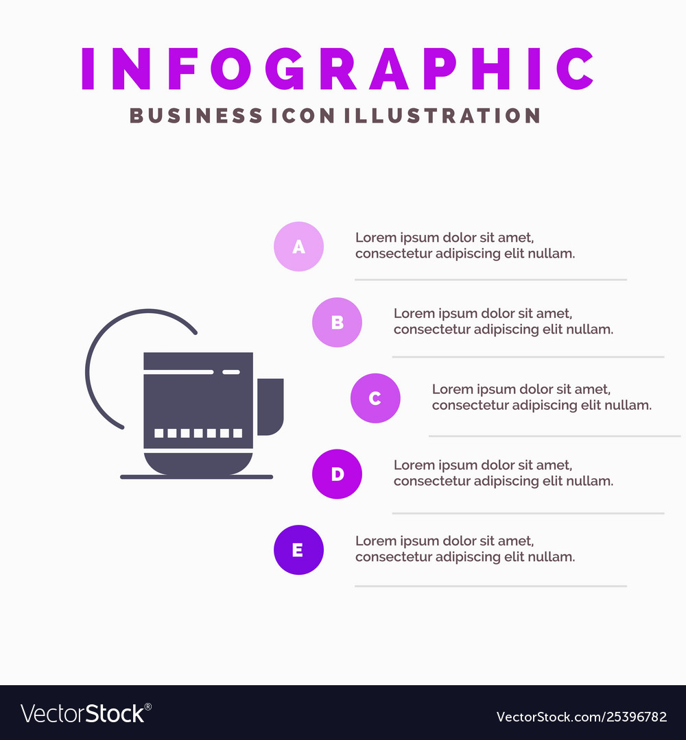 Tea hot hotel service infographics presentation
