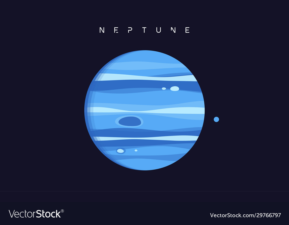 Neptune eighth planet from sun