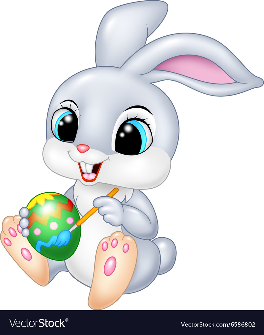cartoon easter bunny images cartoonankaperlacom