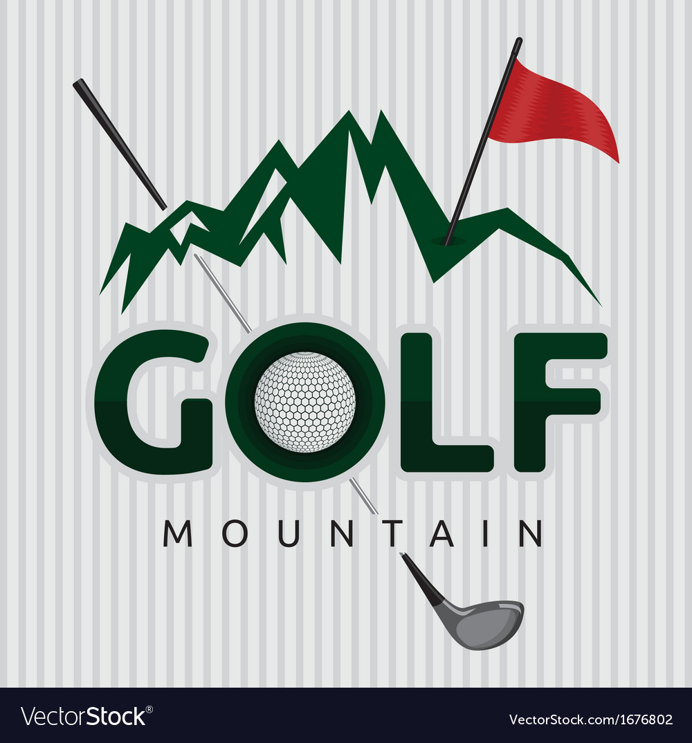 Golf5 resize vector image