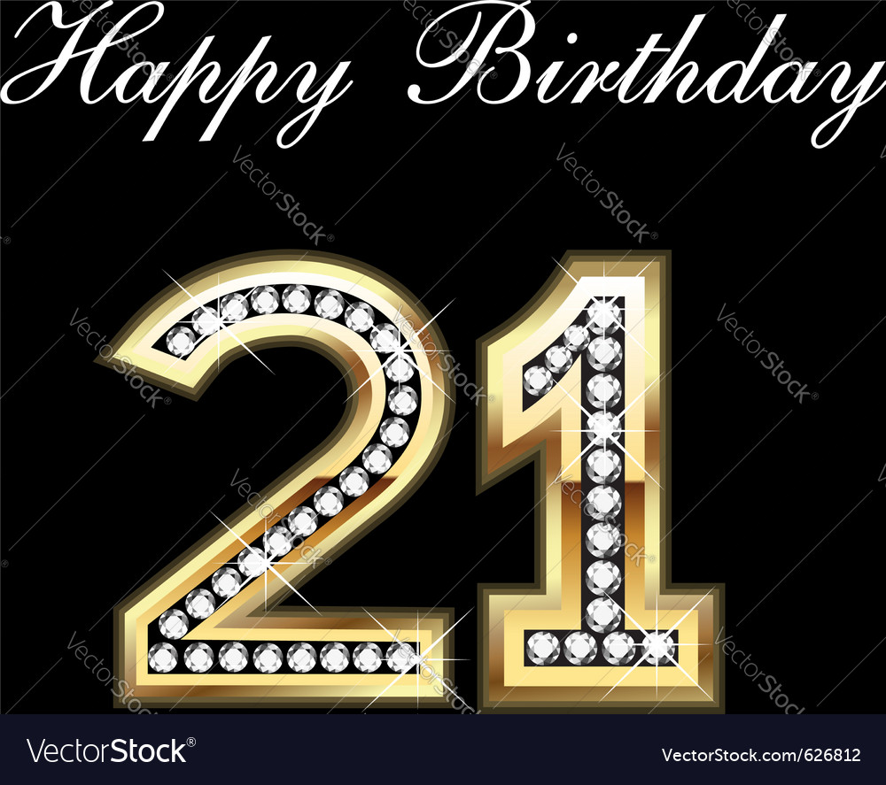 Поздравление лучшего друга с днем рождения 21 год
