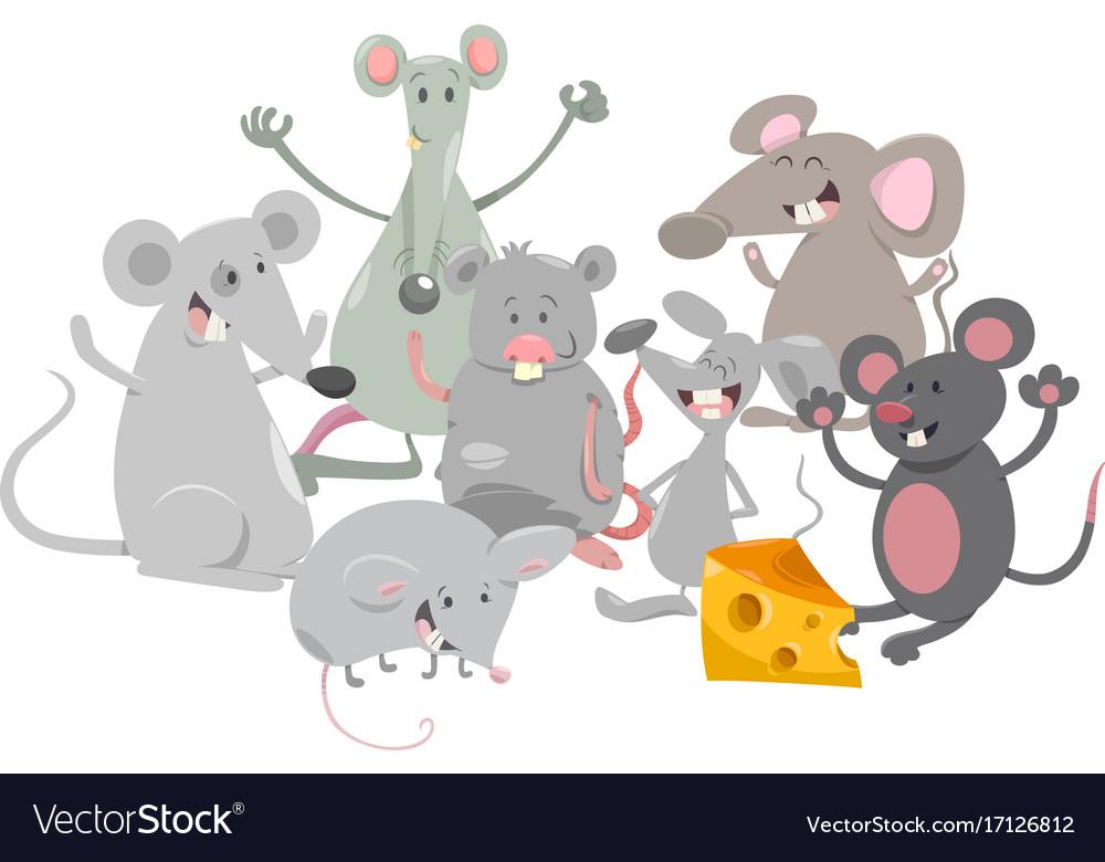 mice cartoon character...