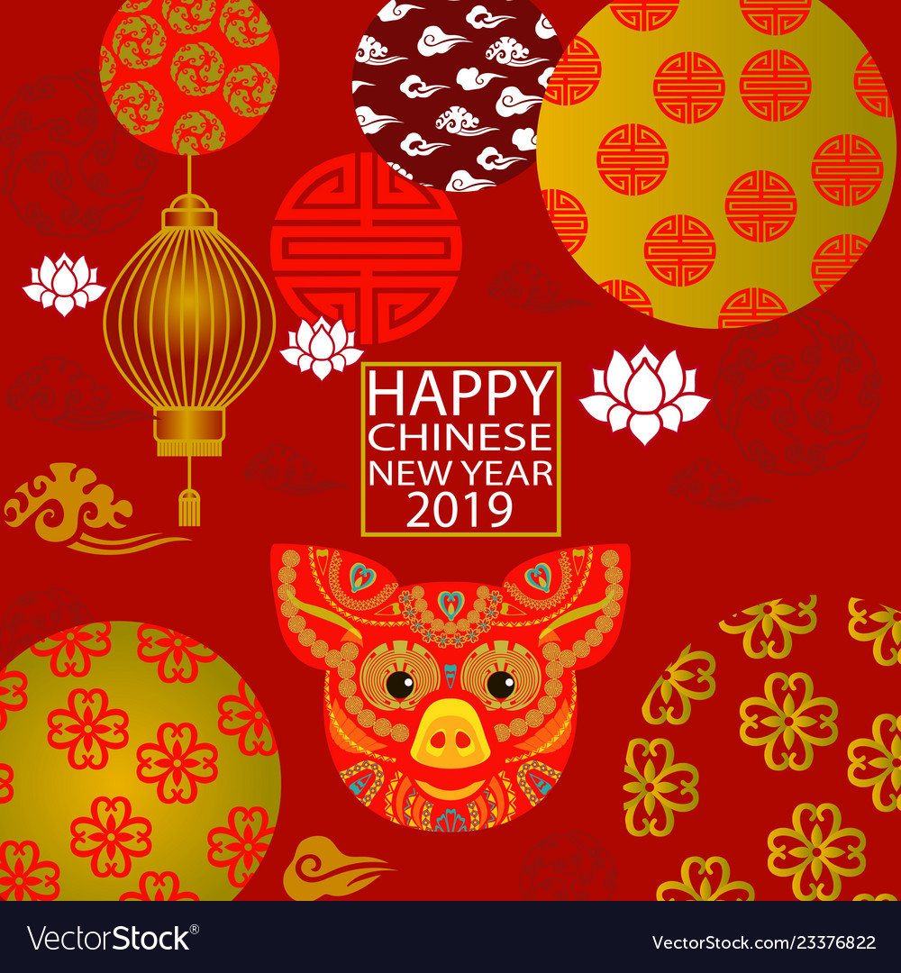2019 chinese new year paper cutting