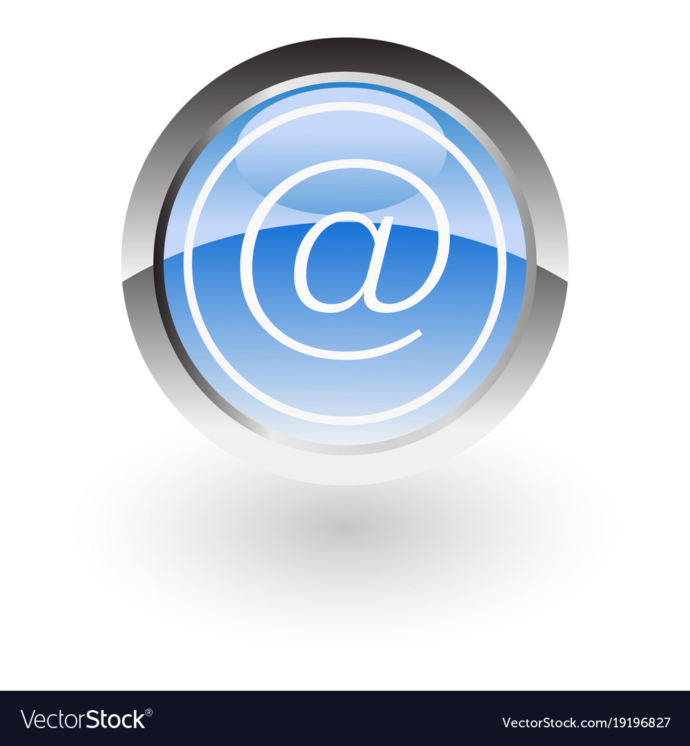 Circle letter icon logo vector image