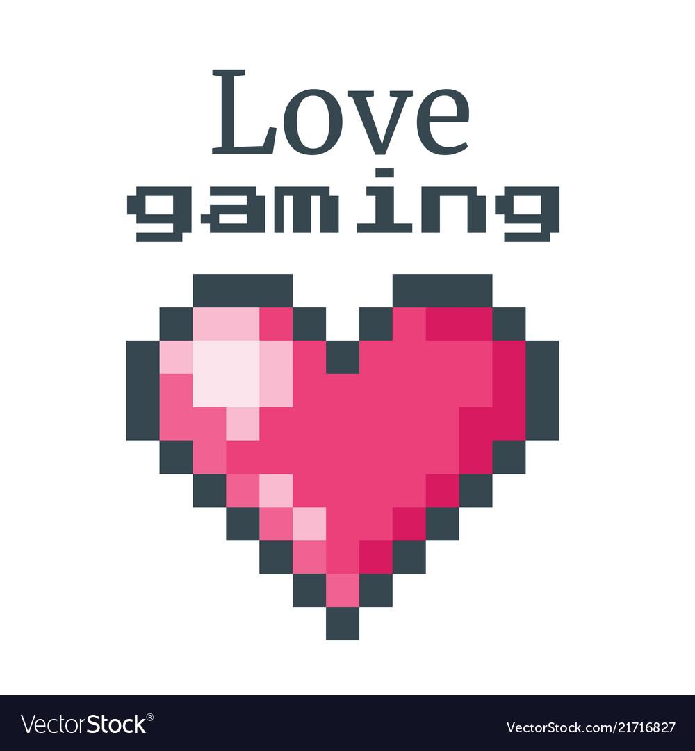 Gamer slogan for apparel design