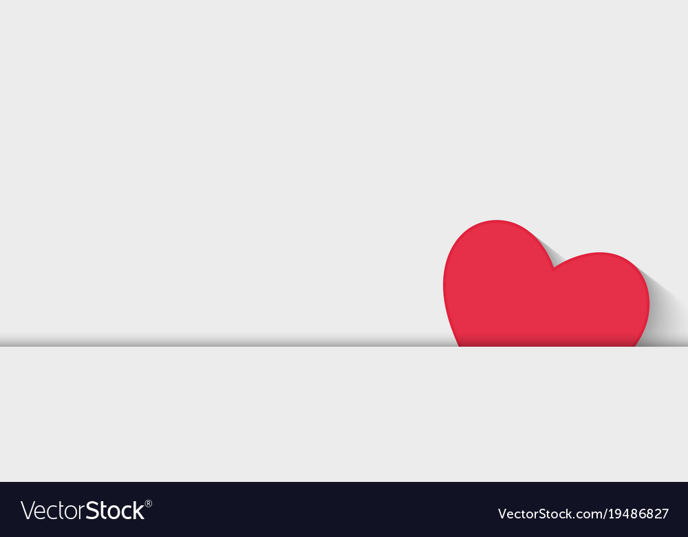 love letter background invitation couple vector image