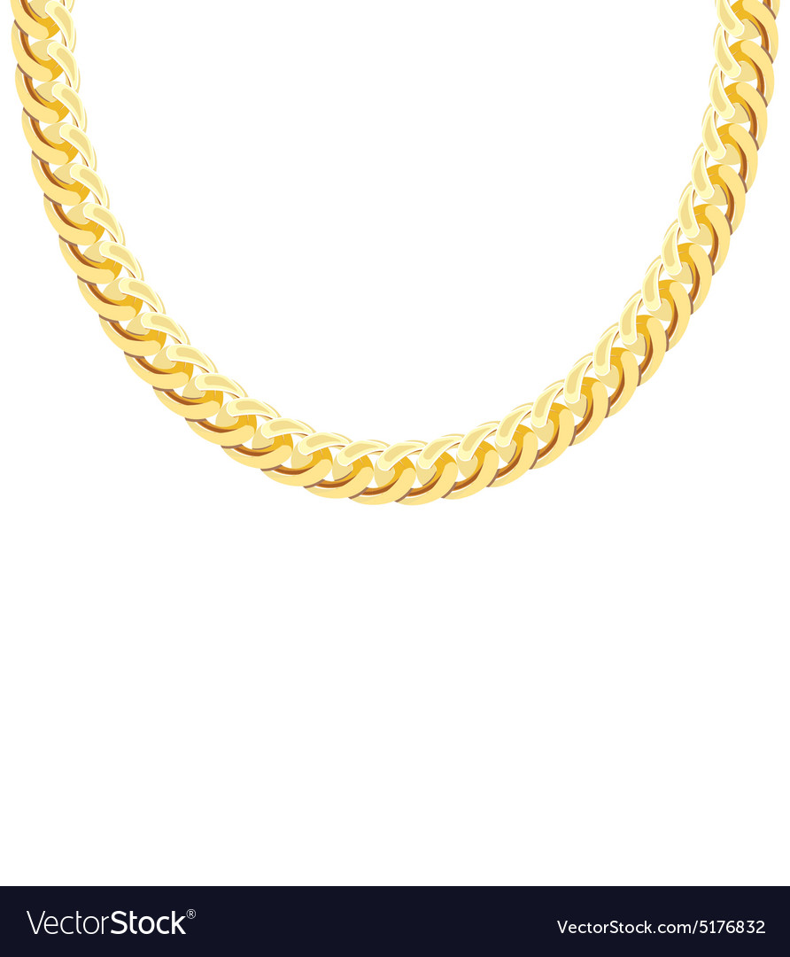 Gold Jewelry Vector