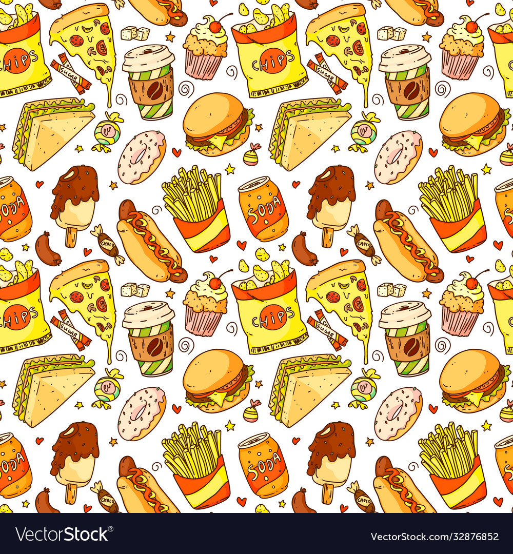 Fast food pattern