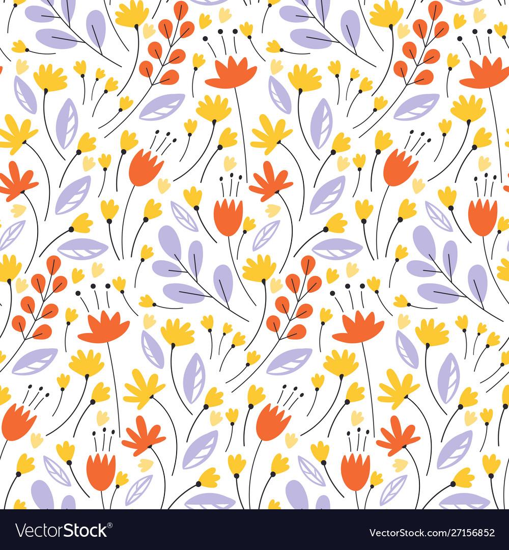 Seamless pattern pretty pattern in small