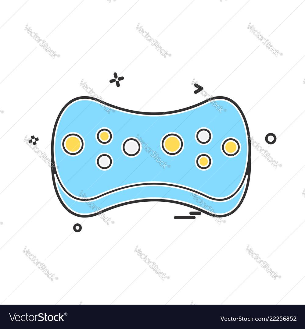 Sponge icon design