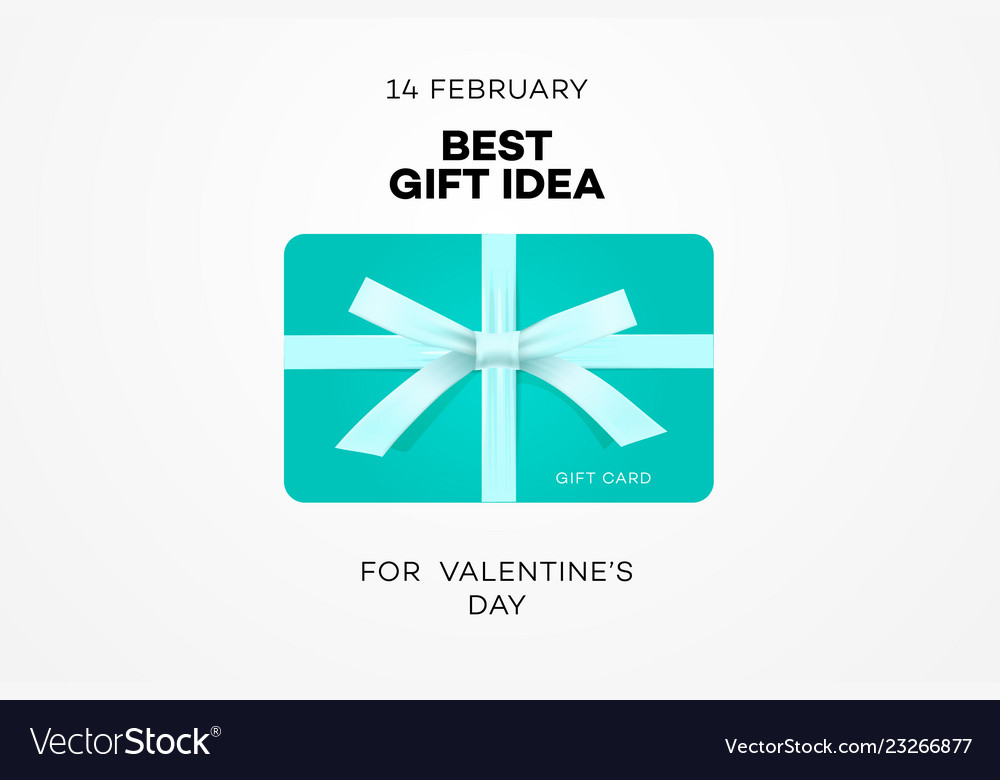 Best gift idea web banner for valentines day gift