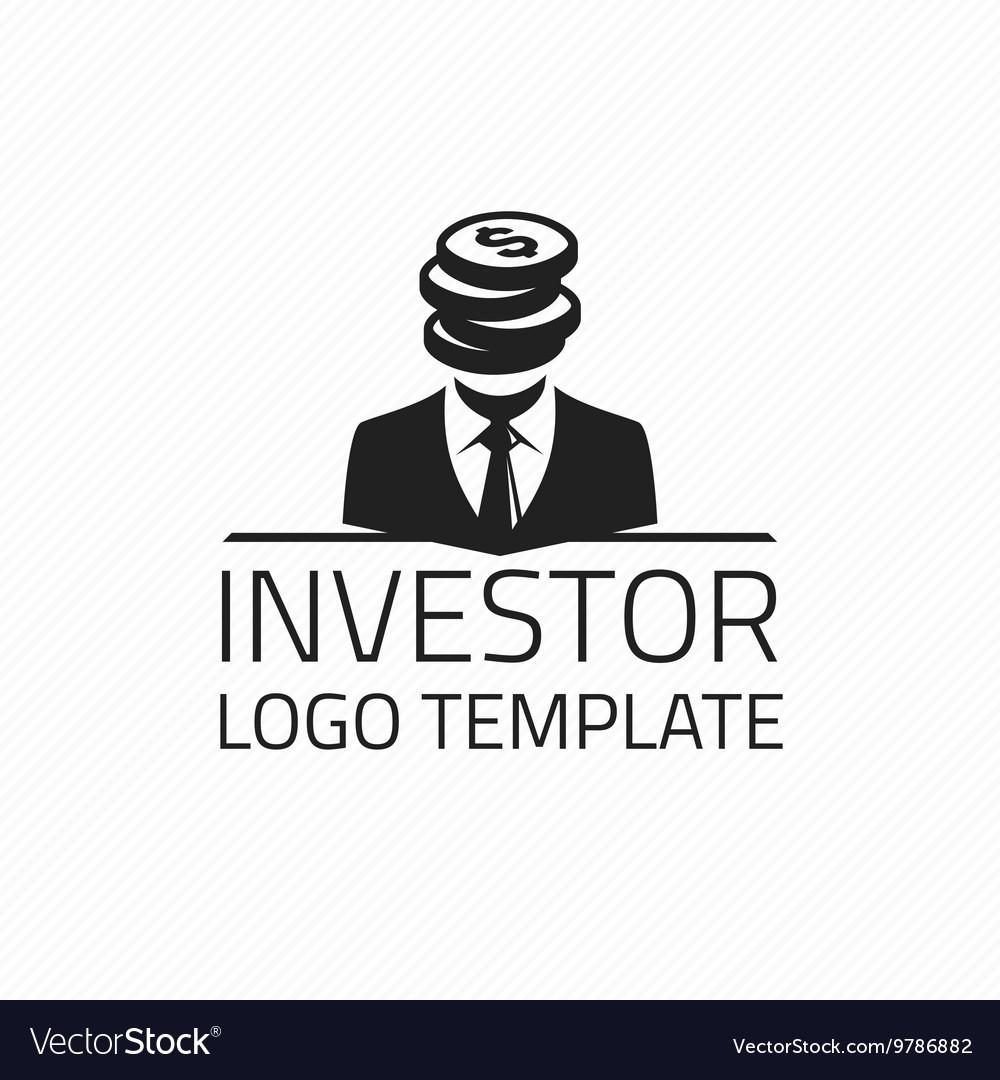 Investor logo template