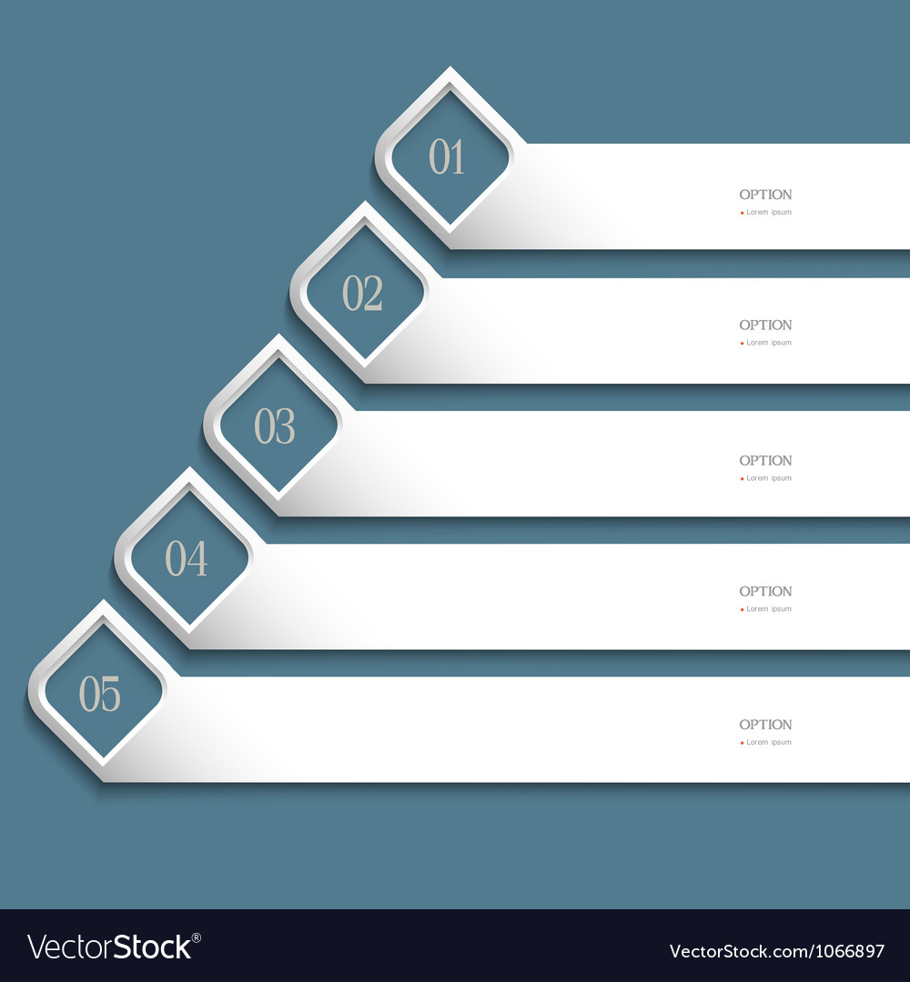 Creative white Design template