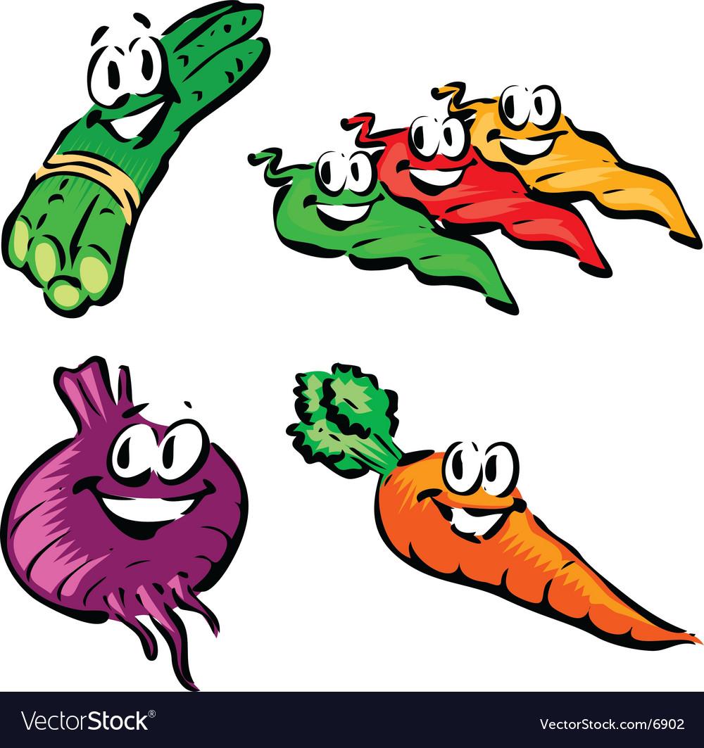 Asparagus jalapeno beet carrot
