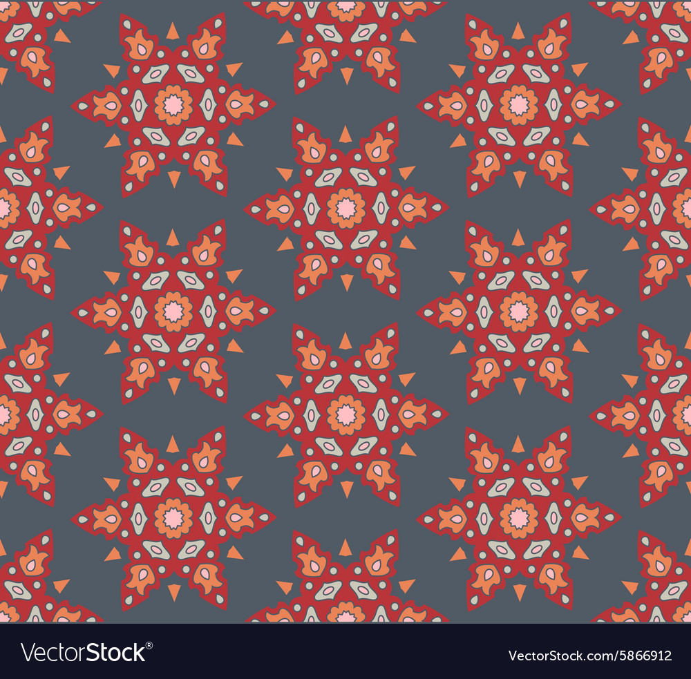 Abstract geometric seamless pattern Can use for vector image