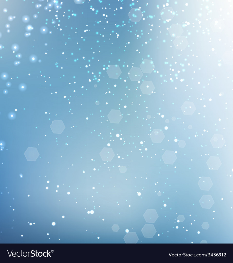 4fc5f5bd2ce84 Blue glittering sparkle background Royalty Free Vector Image