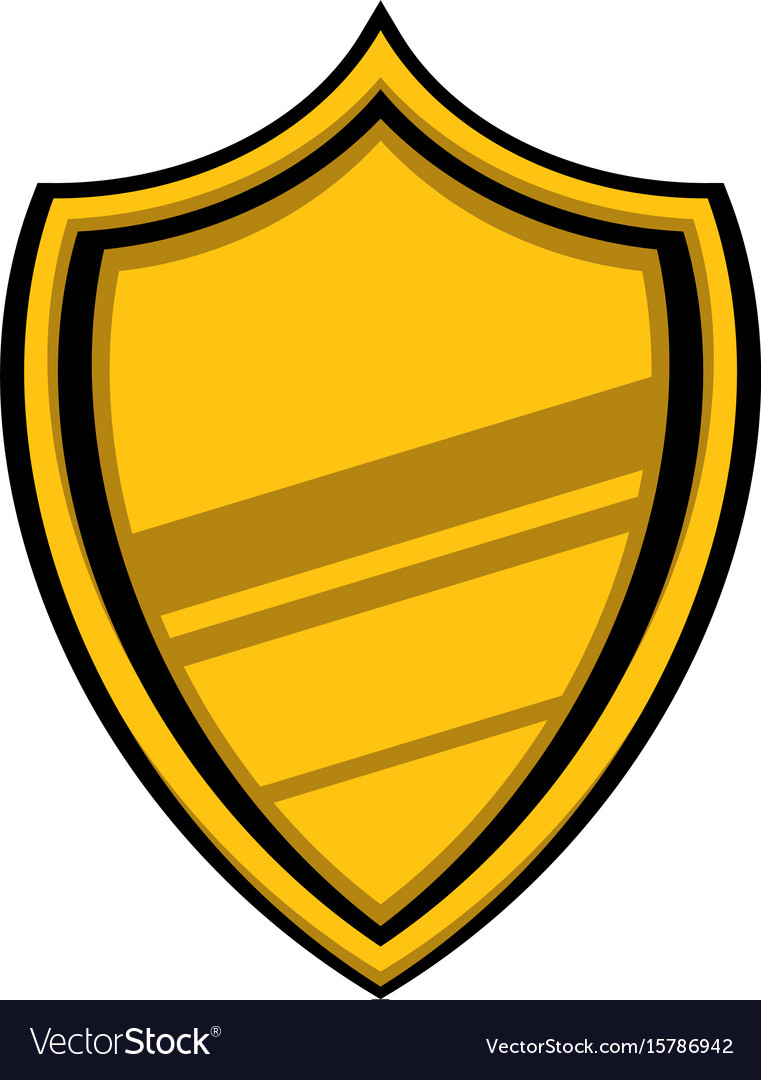 shield crest icon royalty free vector image vectorstock rh vectorstock com crest vector free crest vector and meaning