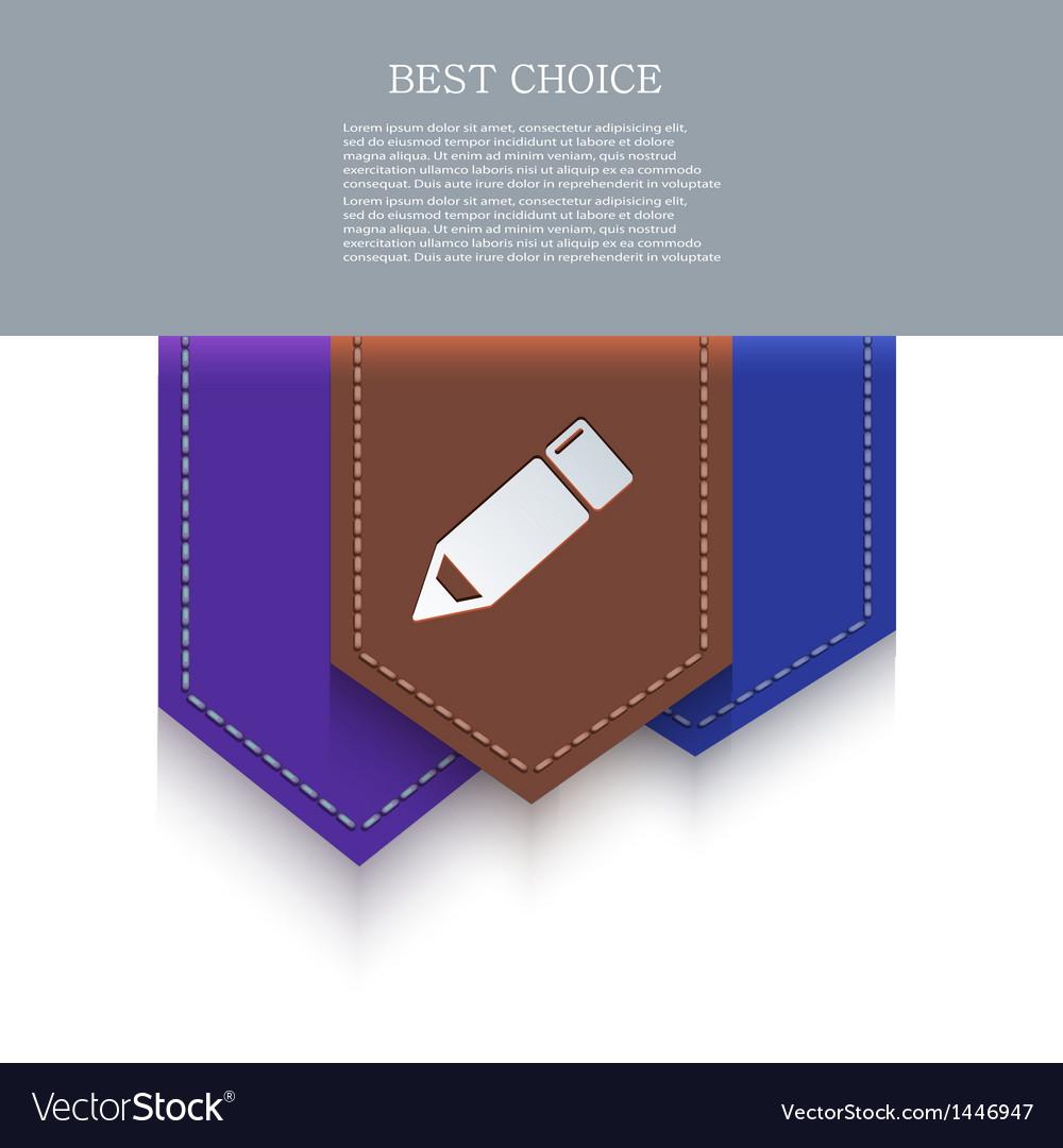 Bookmark icon Eps10