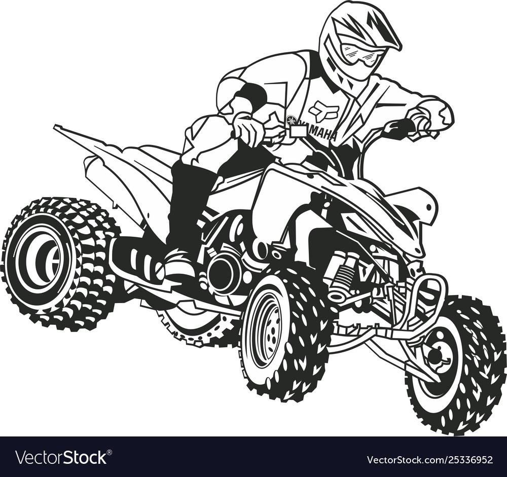 Dirt Bike Concept Art