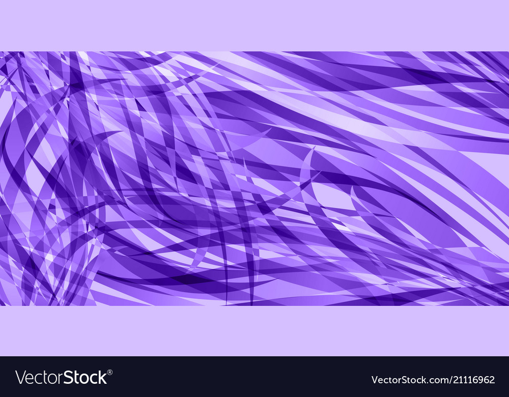 Background of flowing purple lines