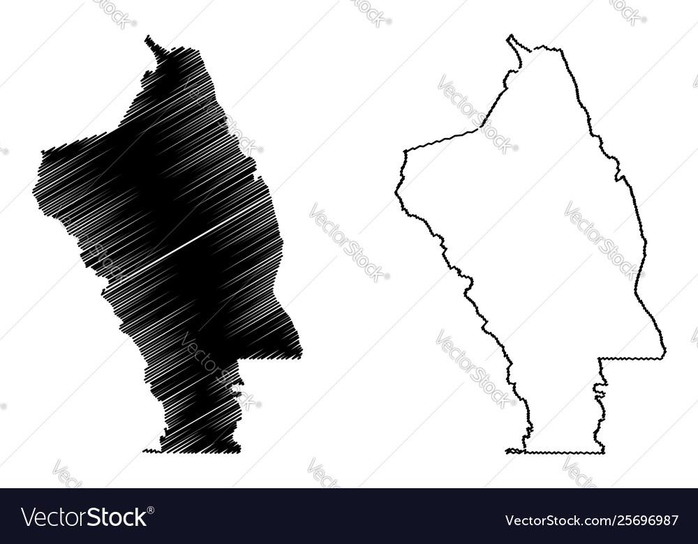 Counties In California Map.Napa County California Map