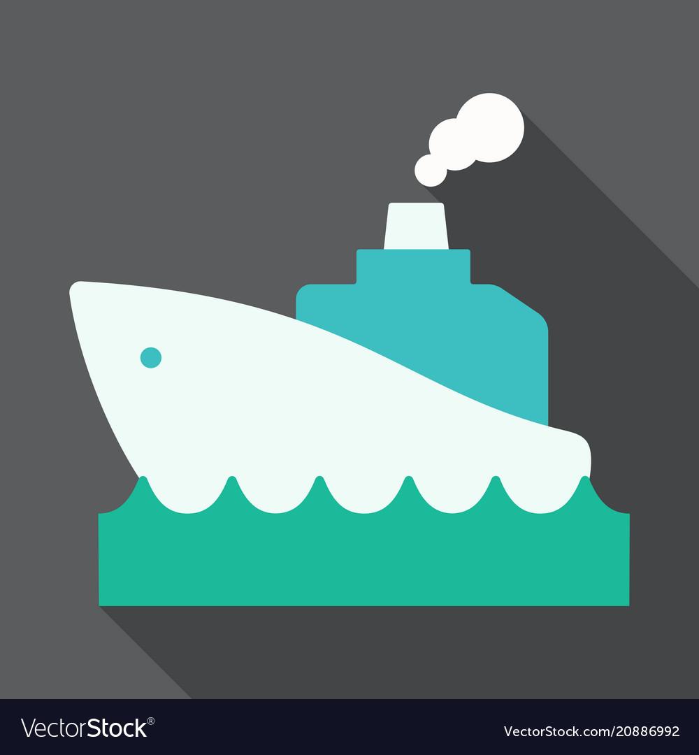 Cruise Ship Retro styled