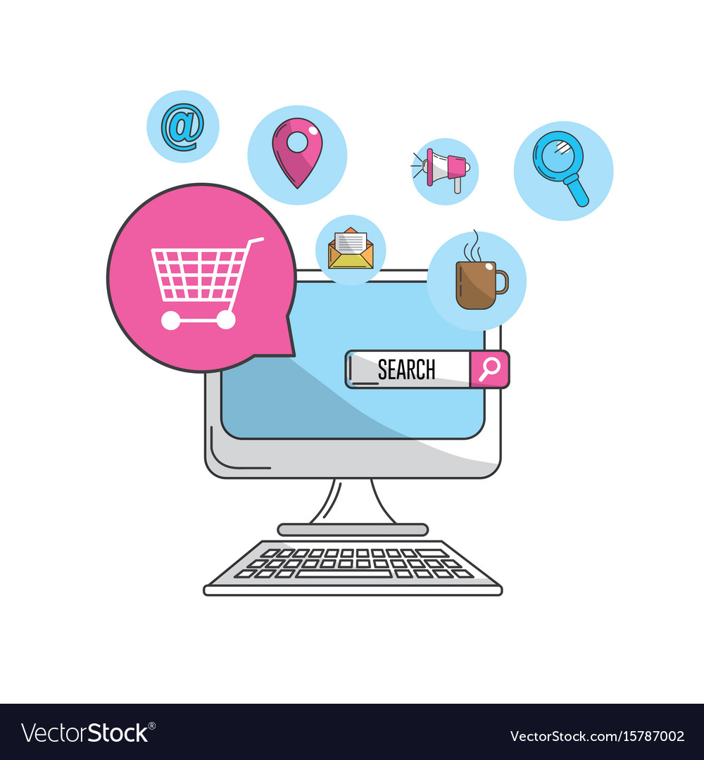 Computer to marketing business and technology