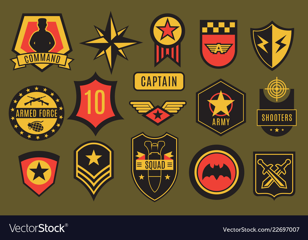 Army badges usa military patches and airborne