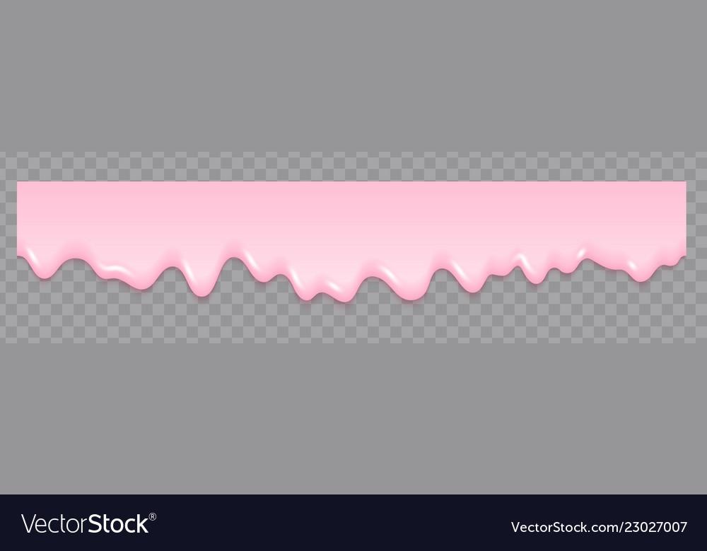 Pink ice cream textureseamless pattern wallpaper