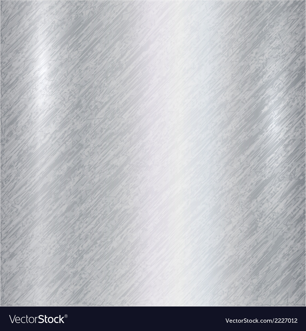 Abstract metallic silver background