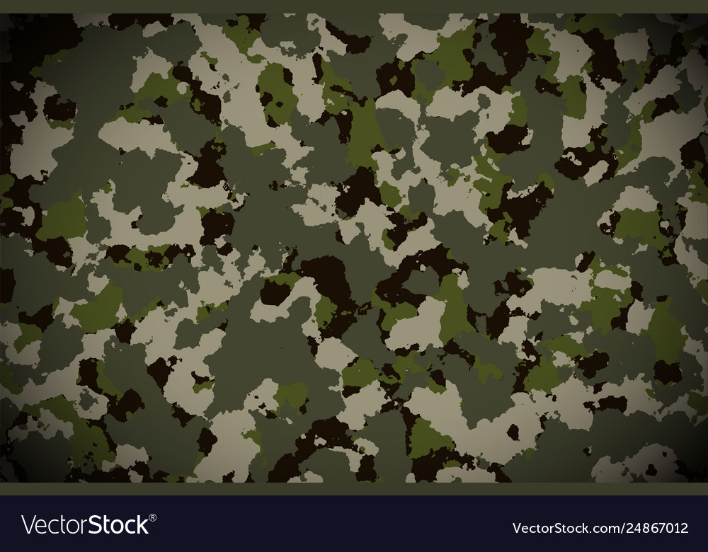 Camouflage pattern background military camouflage