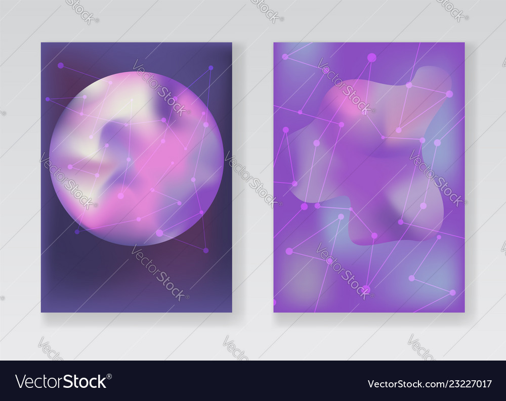Abstract Pale Purple Space Backgrounds