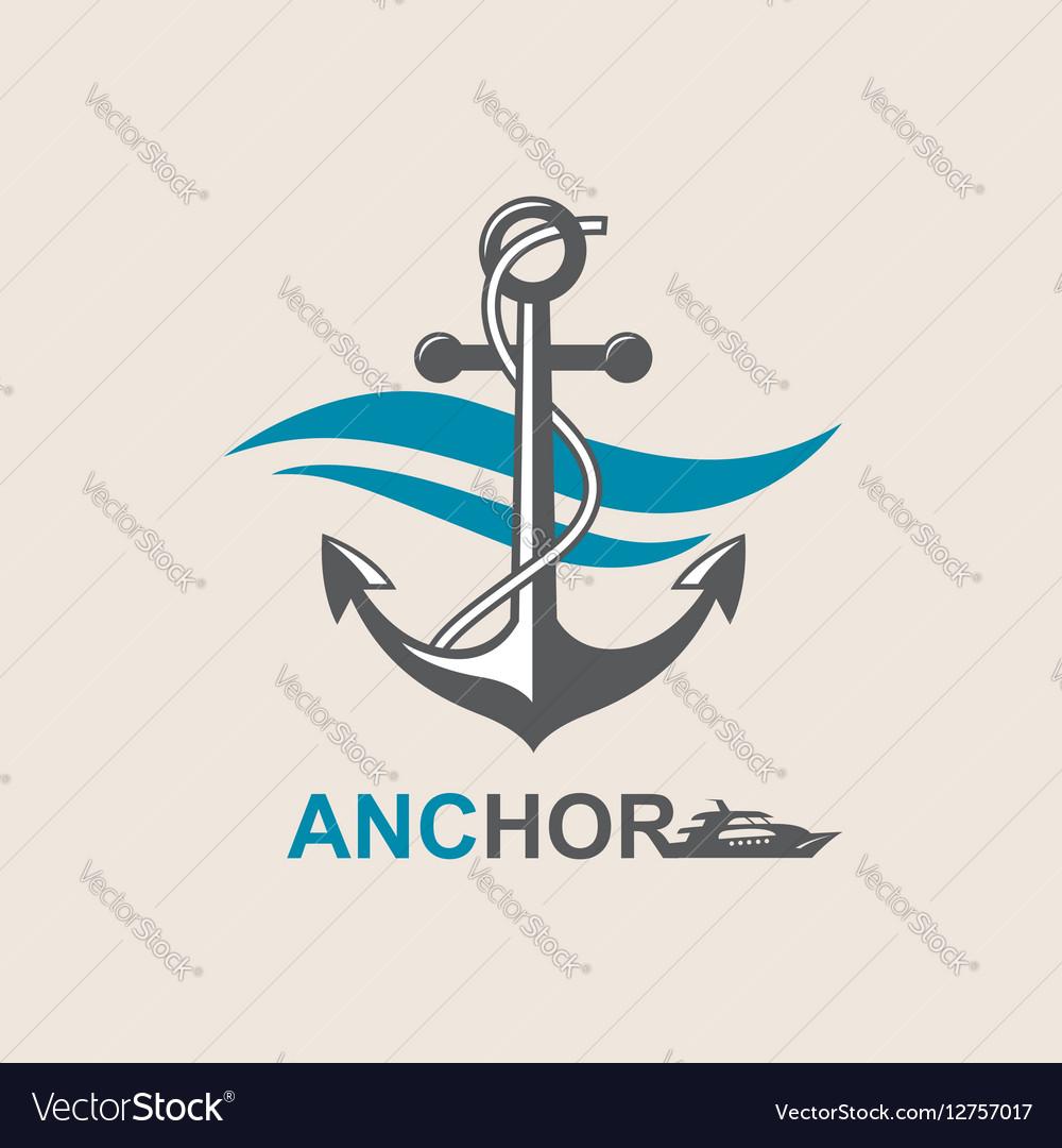 Anchor symbol image