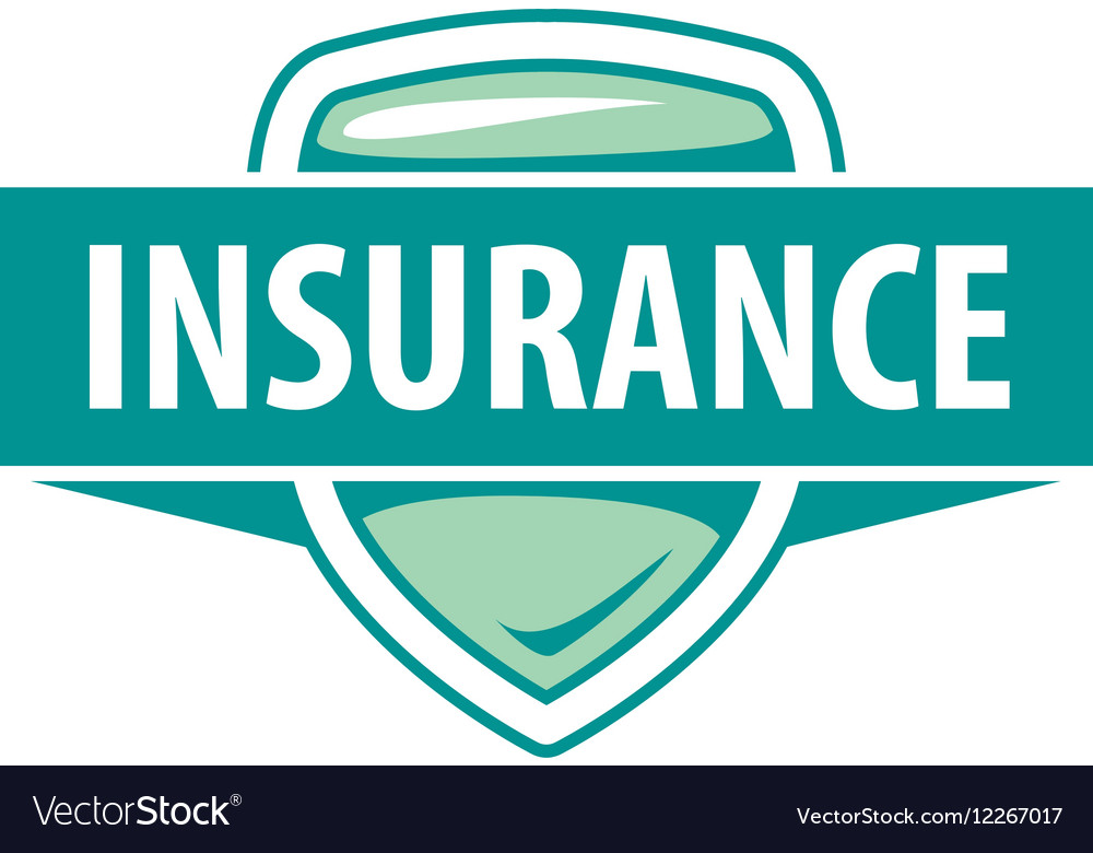 Logo template for an insurance company royalty free vector logo template for an insurance company vector image maxwellsz