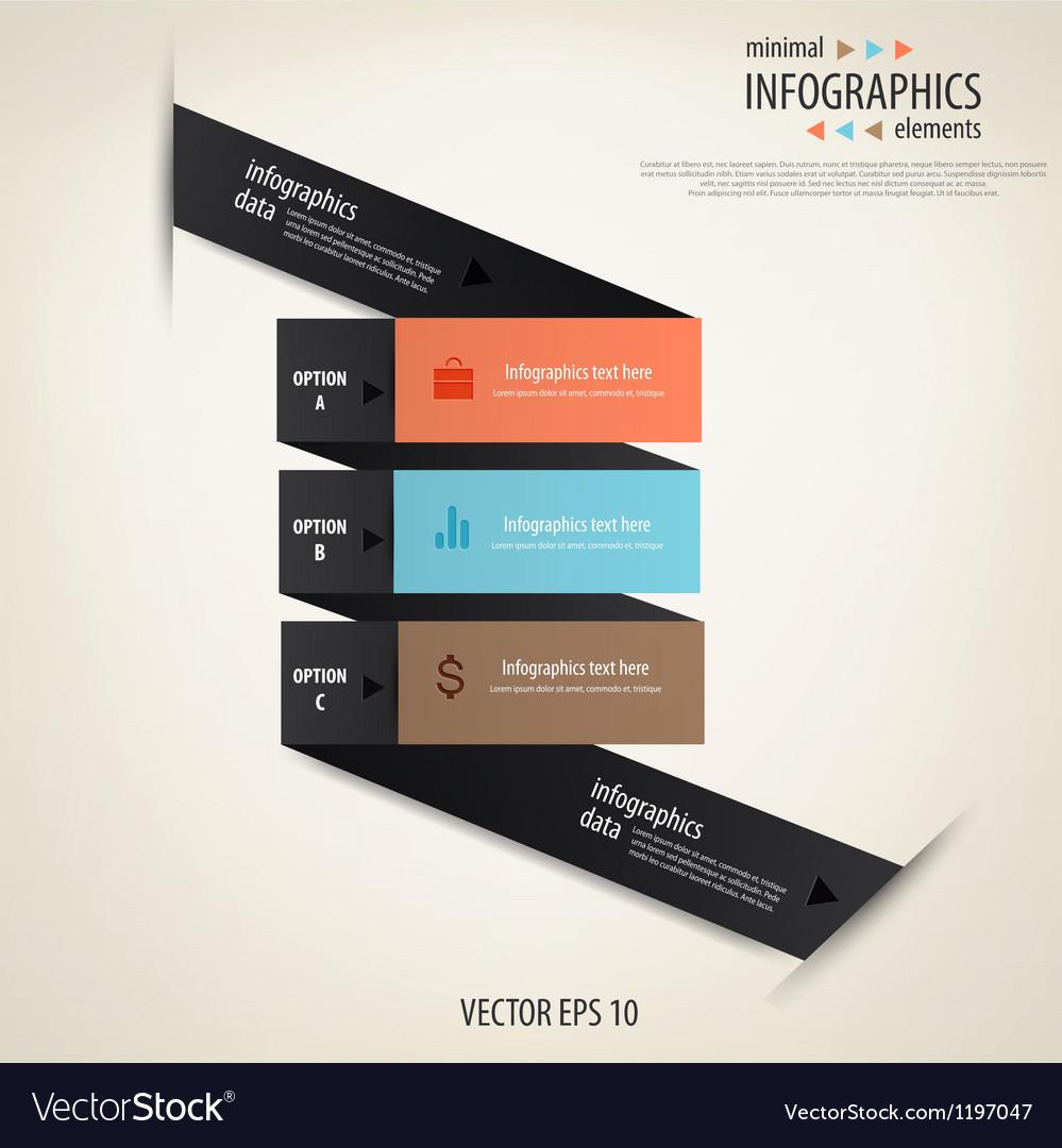 Infographics minimal 2