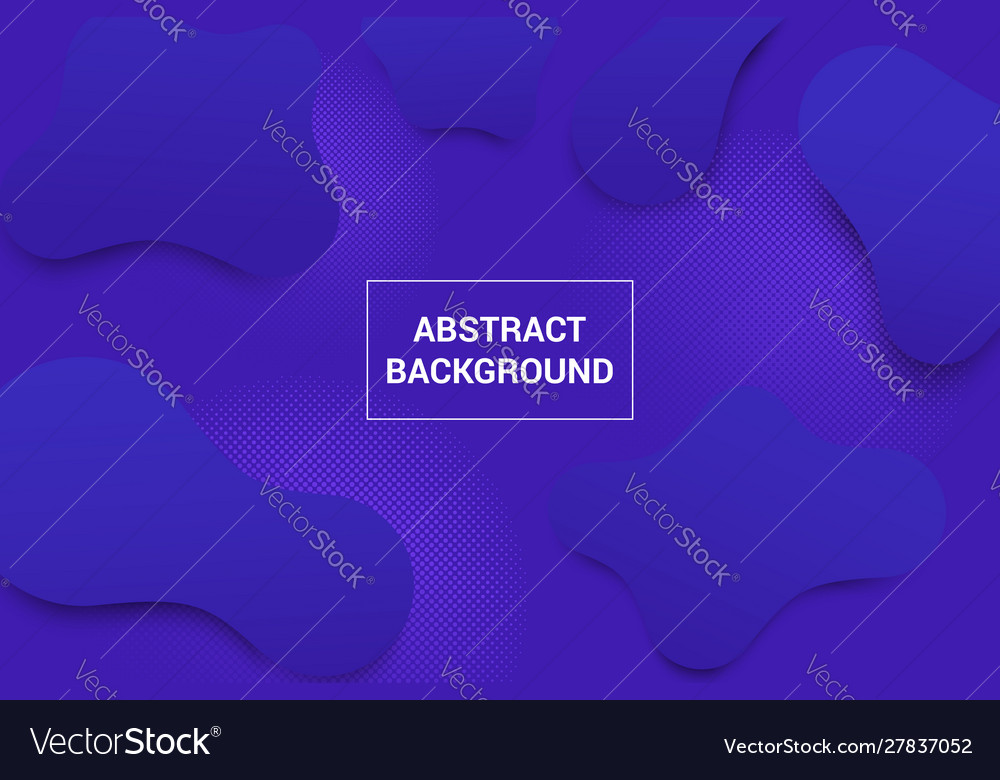 Abstract smooth template