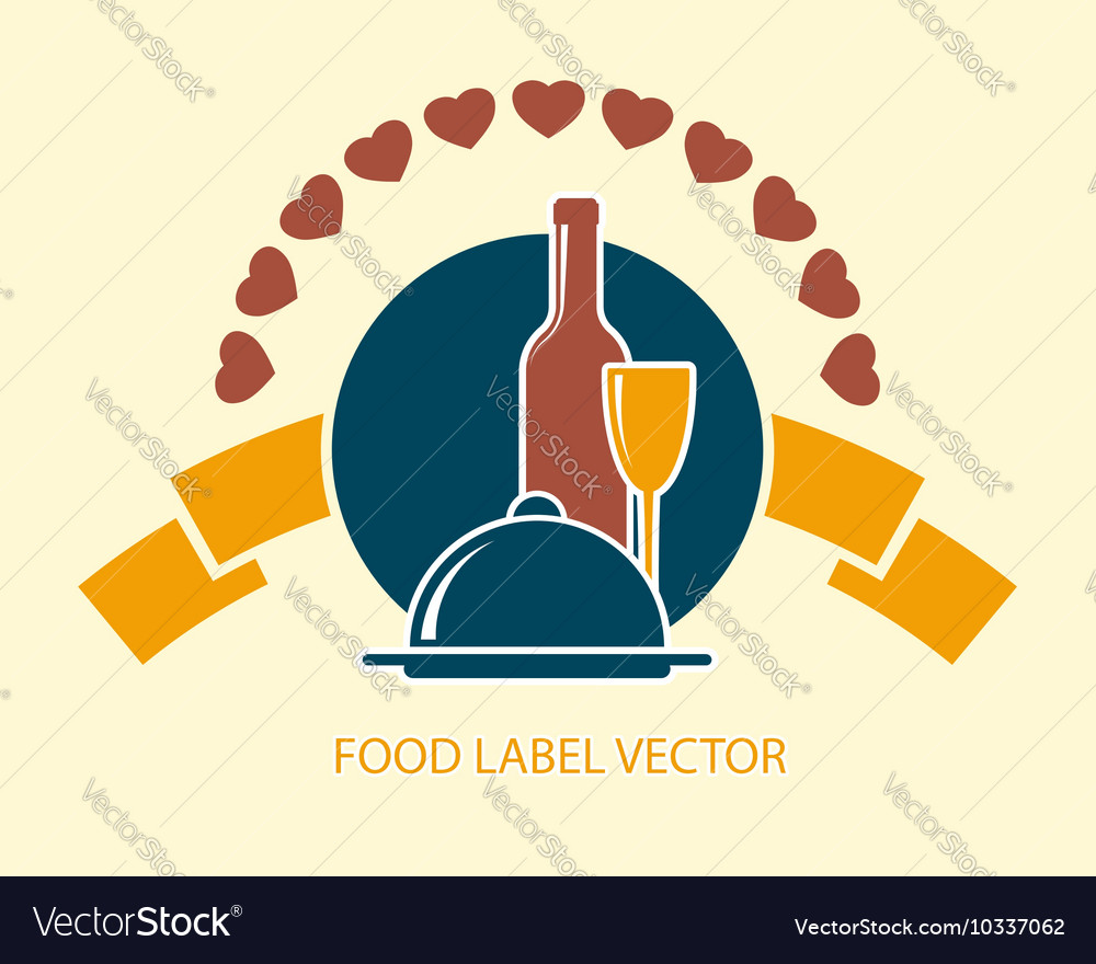 Food label abstract