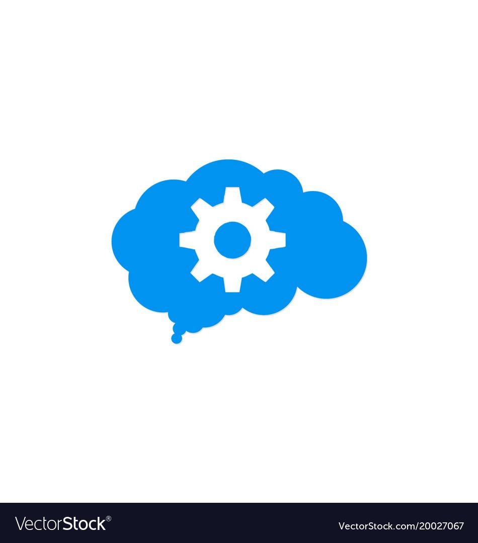 Gear cloud technology logo