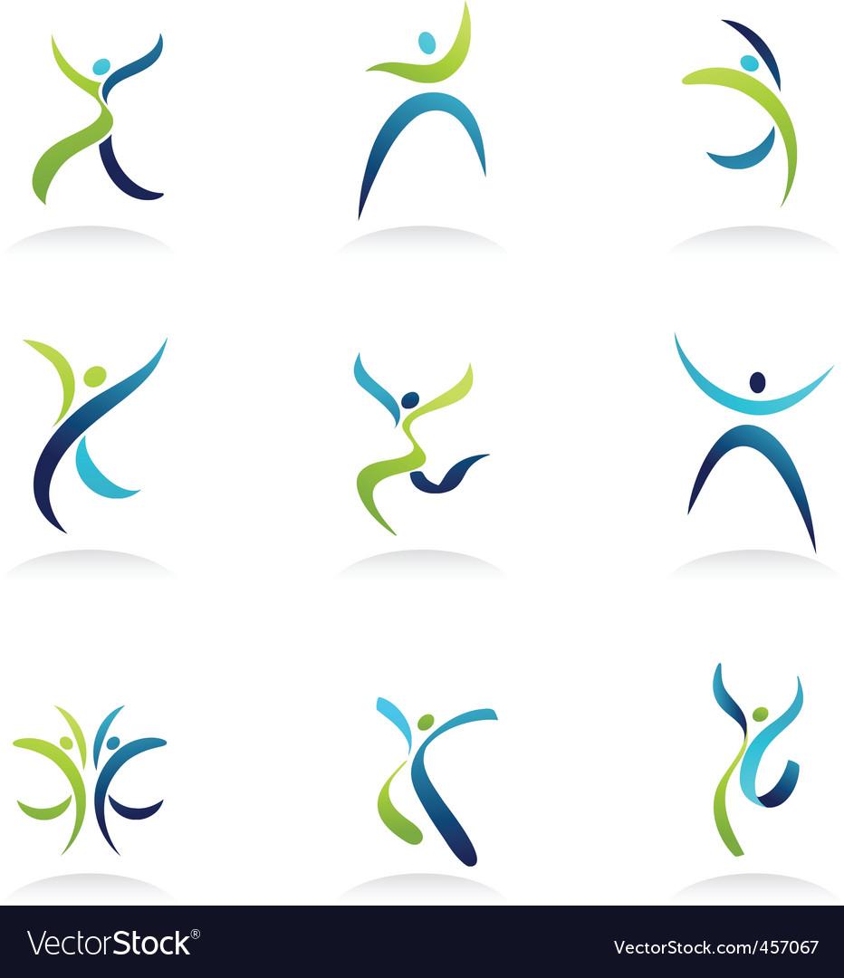 Pepole icon vector image