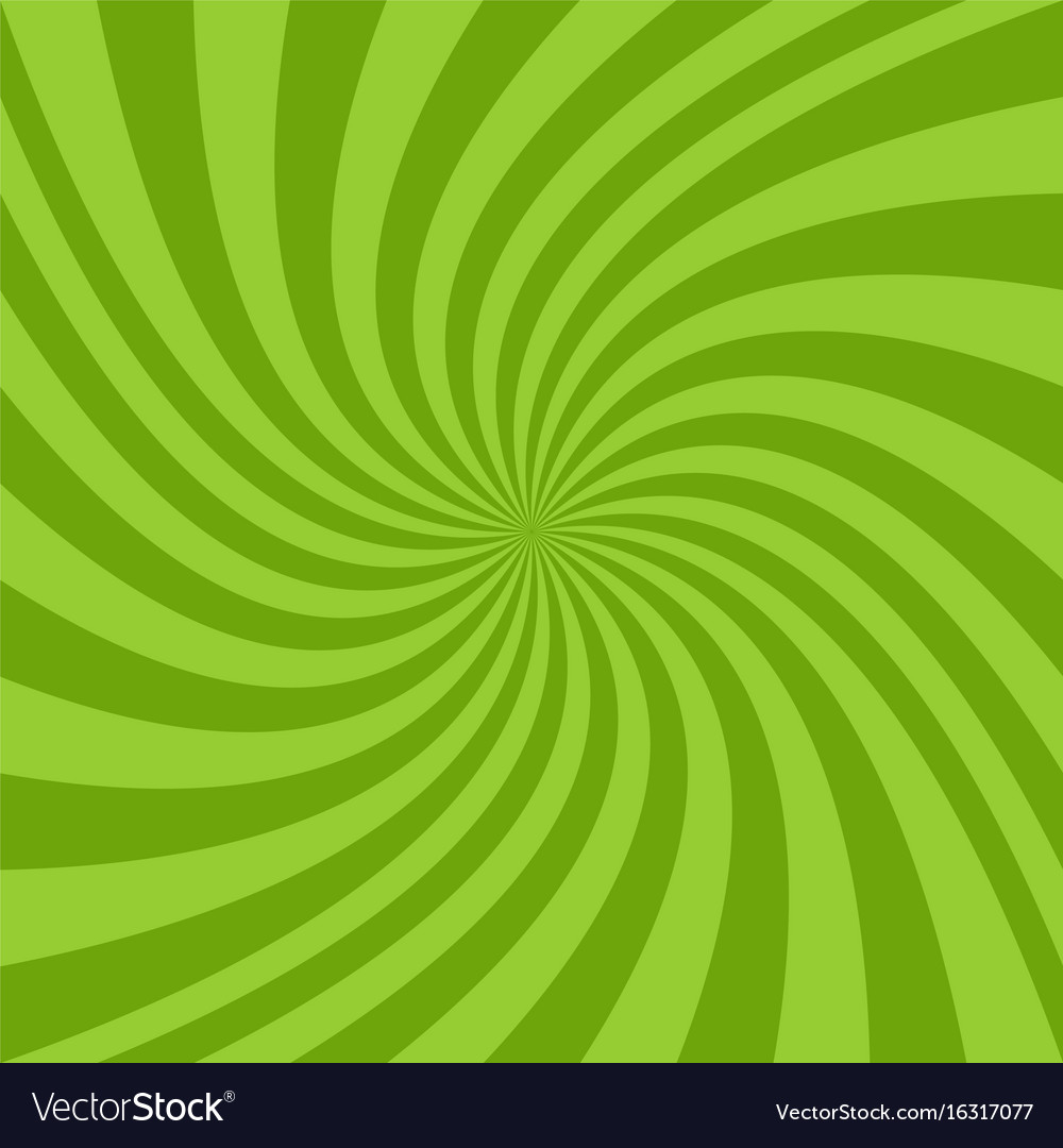 Abstract swirl background from spiral ray stripes