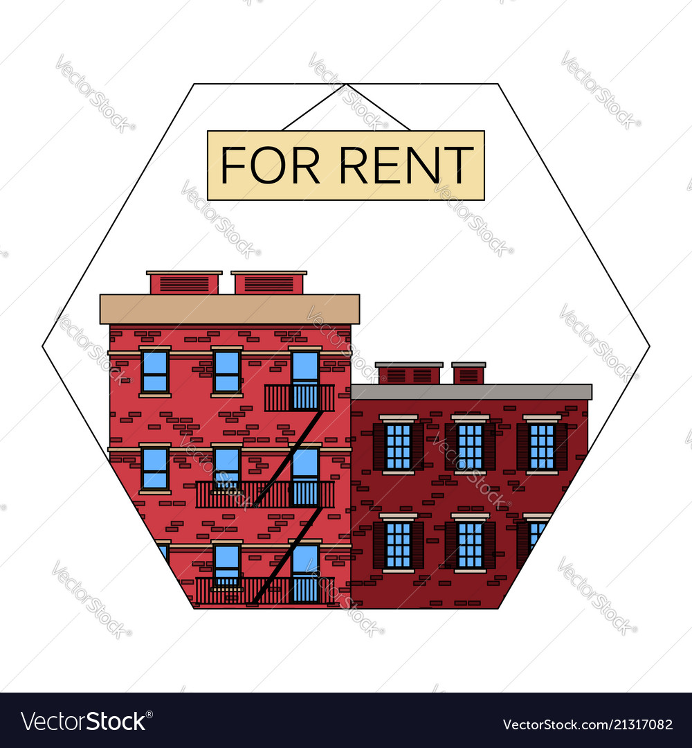 Apartments for rent the old american city